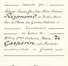 Historique – 1890-2