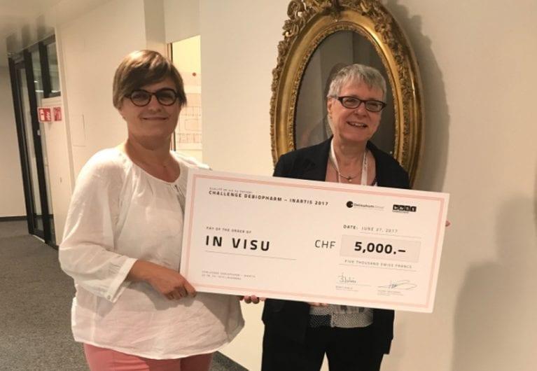 Challenge Debiopharm-Inartis: Projet «InVisu»