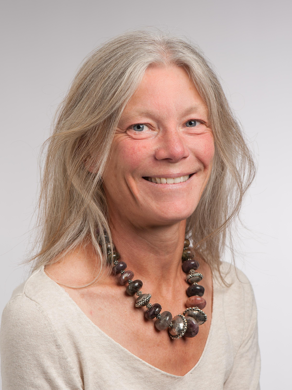 Marion Fischer portrait