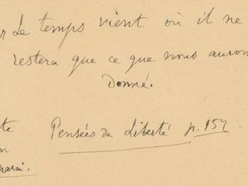 Historique – 1890-1