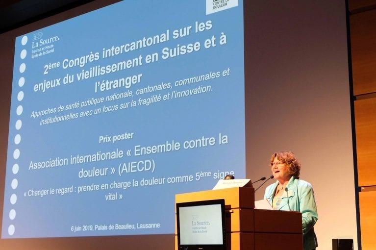 Congrès intercantonal Les enjeux du vieillissement en Suisse et à l'étranger 2019-0