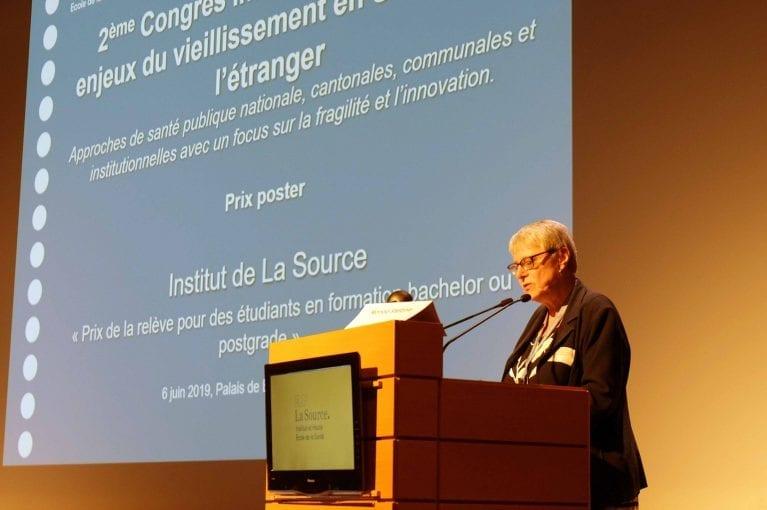 Congrès intercantonal Les enjeux du vieillissement en Suisse et à l'étranger 2019-43