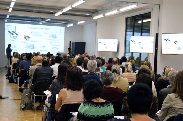 Congrès intercantonal Les enjeux du vieillissement en Suisse et à l'étranger 2019-46