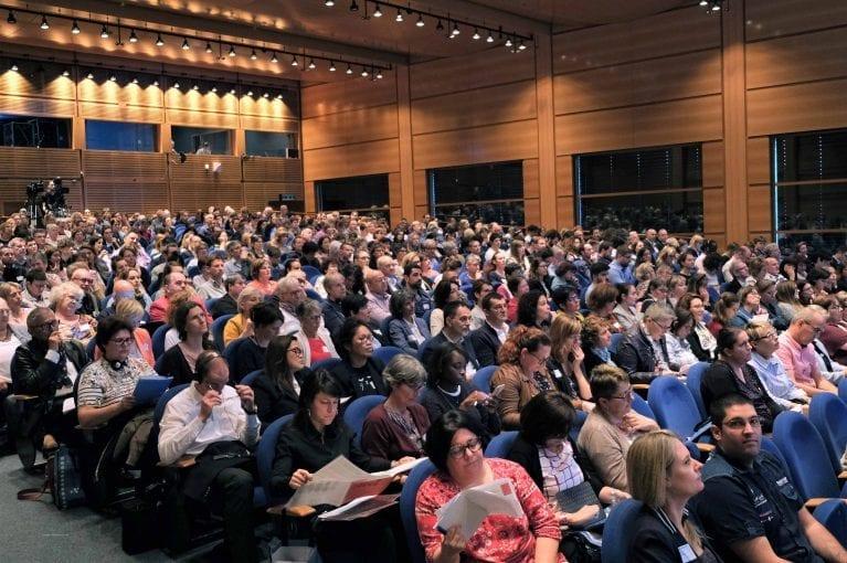 Congrès intercantonal Les enjeux du vieillissement en Suisse et à l'étranger 2019-70