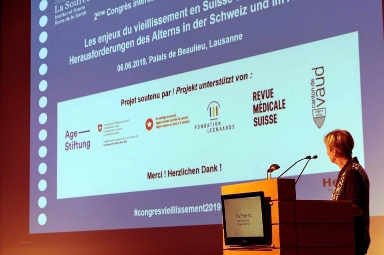 Congrès intercantonal Les enjeux du vieillissement en Suisse et à l'étranger 2019-69