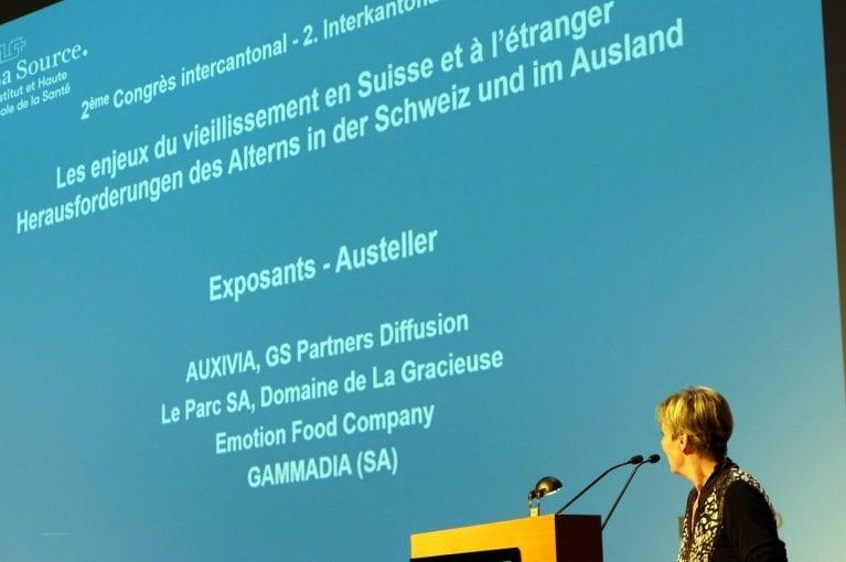 Congrès intercantonal Les enjeux du vieillissement en Suisse et à l'étranger 2019-68
