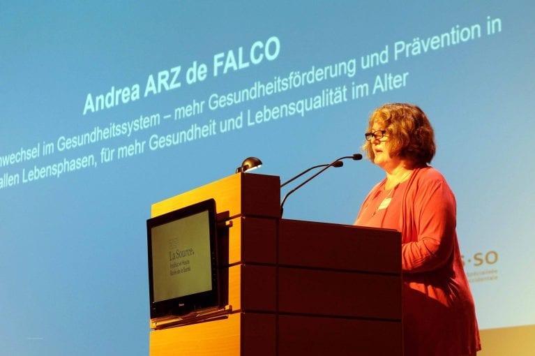 Congrès intercantonal Les enjeux du vieillissement en Suisse et à l'étranger 2019-62