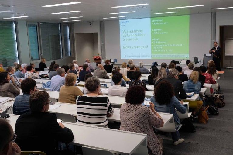 Congrès intercantonal Les enjeux du vieillissement en Suisse et à l'étranger 2019-58