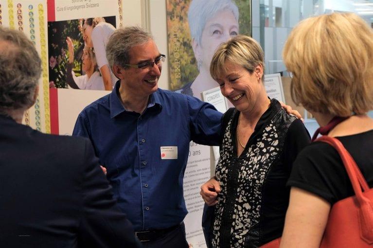 Congrès intercantonal Les enjeux du vieillissement en Suisse et à l'étranger 2019-57