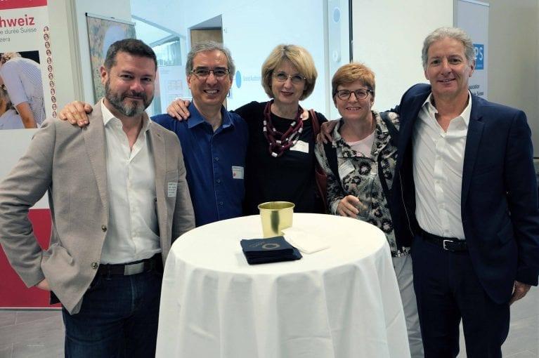 Congrès intercantonal Les enjeux du vieillissement en Suisse et à l'étranger 2019-56