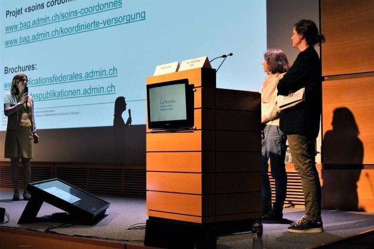 Congrès intercantonal Les enjeux du vieillissement en Suisse et à l'étranger 2019-54