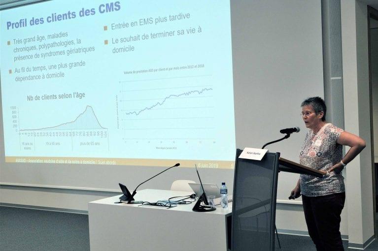 Congrès intercantonal Les enjeux du vieillissement en Suisse et à l'étranger 2019-38