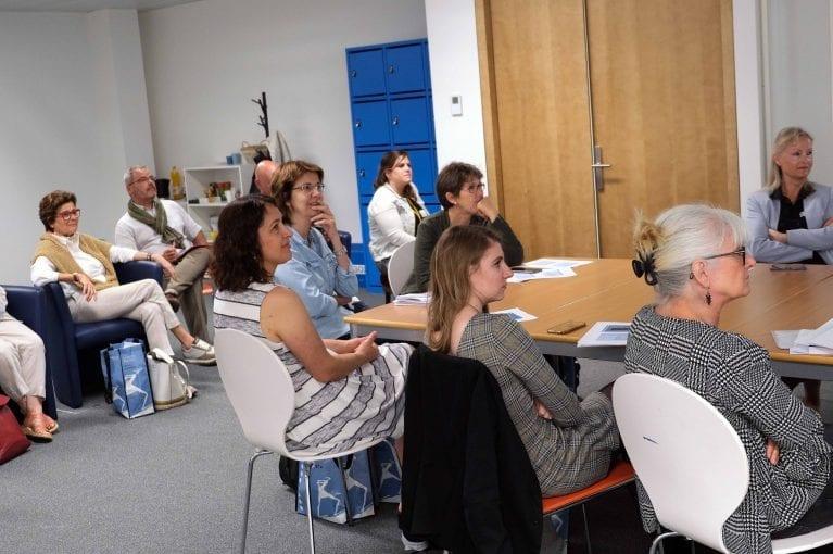 Congrès intercantonal Les enjeux du vieillissement en Suisse et à l'étranger 2019-35
