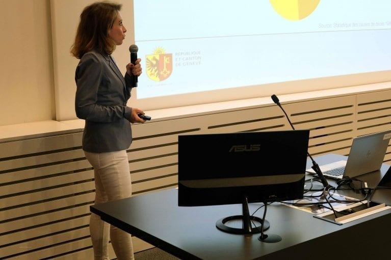 Congrès intercantonal Les enjeux du vieillissement en Suisse et à l'étranger 2019-34