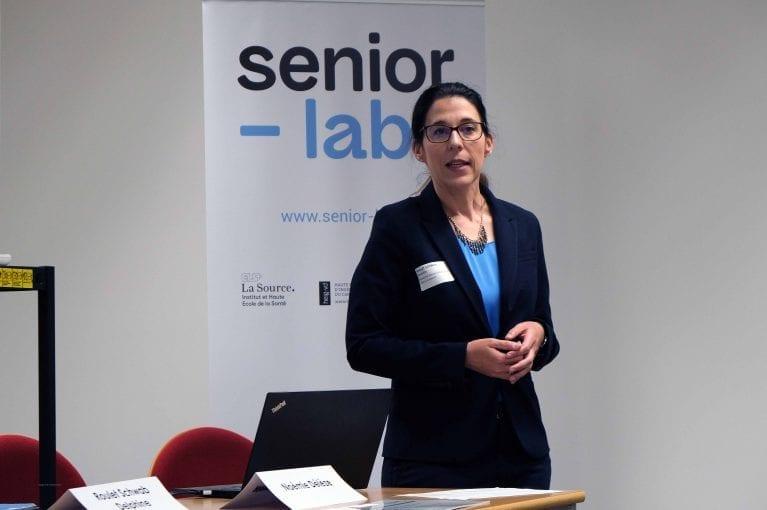 Congrès intercantonal Les enjeux du vieillissement en Suisse et à l'étranger 2019-16