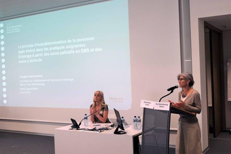 Congrès intercantonal Les enjeux du vieillissement en Suisse et à l'étranger 2019-15
