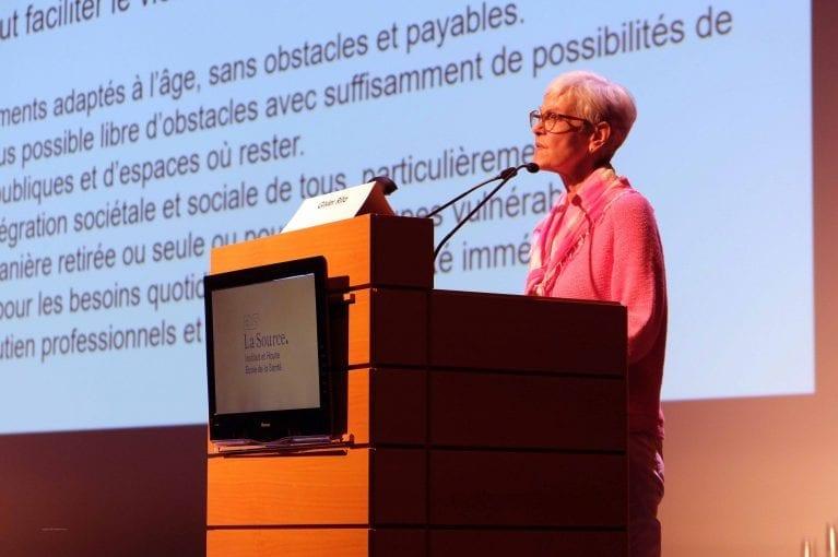 Congrès intercantonal Les enjeux du vieillissement en Suisse et à l'étranger 2019-12