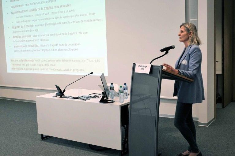 Congrès intercantonal Les enjeux du vieillissement en Suisse et à l'étranger 2019-14