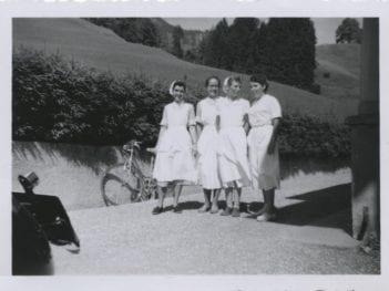 Visite de Mlle Denise Evard (volée 1941)-3