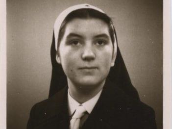 Visite de Mlle Denise Evard (volée 1941)-0