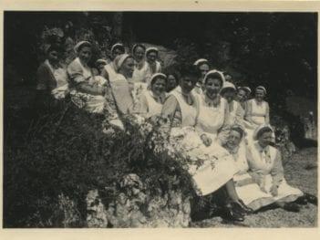 Visite de Mlle Denise Evard (volée 1941)-2