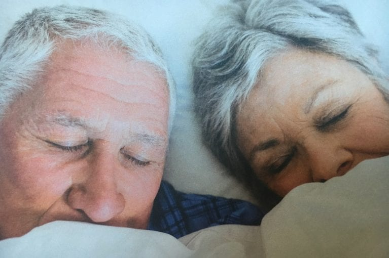 Le sommeil des seniors examiné sous toutes les coutures