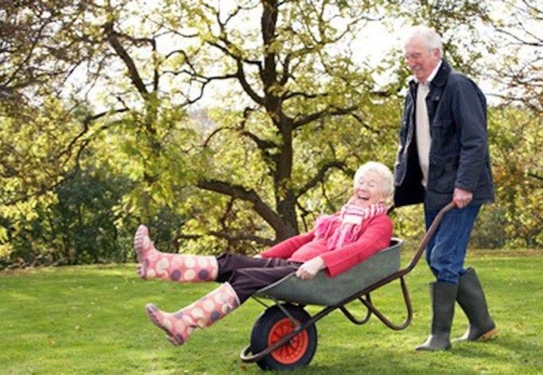 Vivre heureux avec Alzheimer?