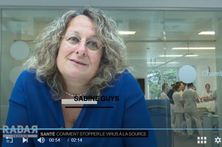 Reportage de La Télé Vaud-Fribourg à La Source