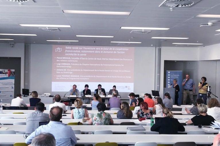 Clôture du projet franco-suisse «Autonomie 2020»