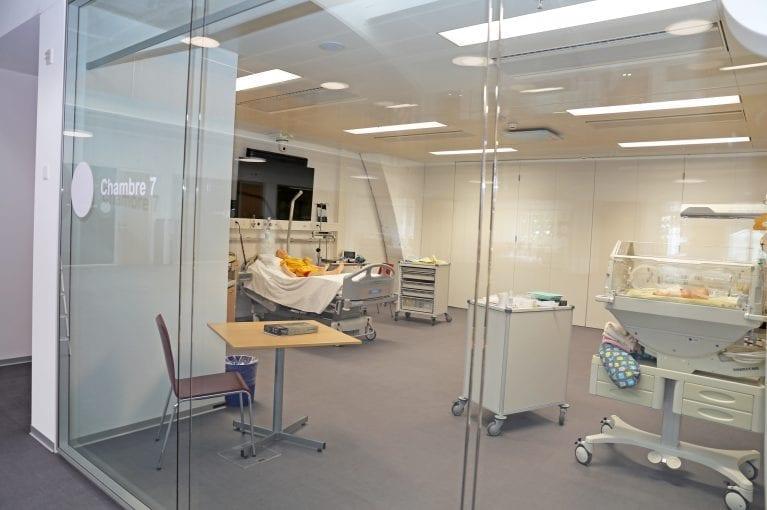 Hôpital simulé en images-6