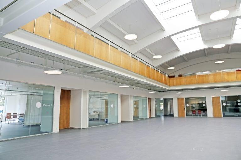 Hôpital simulé Atrium
