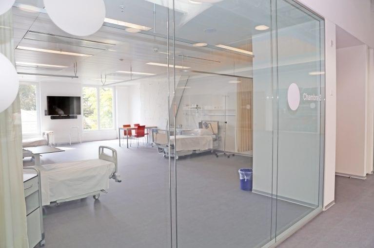 Hôpital simulé en images-3