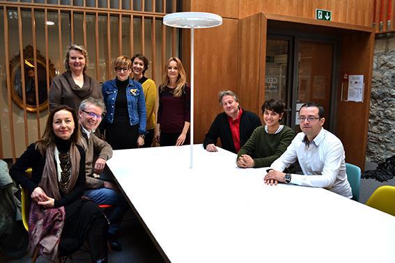 Photo Laboratoire d'enseignement et de recherche SEI