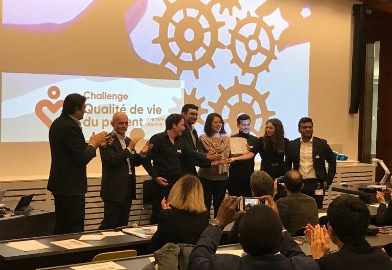 Challenge Debiopharm – Inartis 2018 à La Source