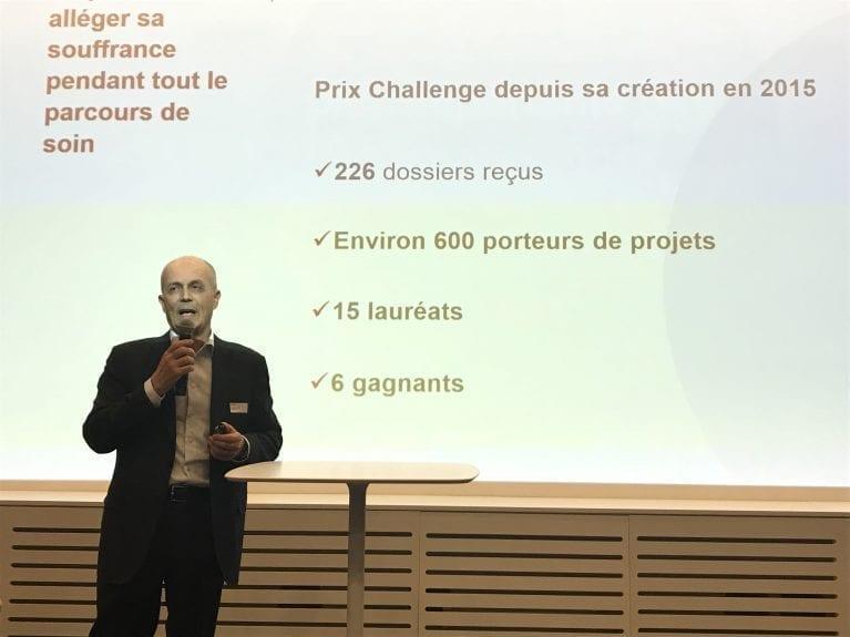 Challenge Debiopharm - Inartis 2018 à La Source