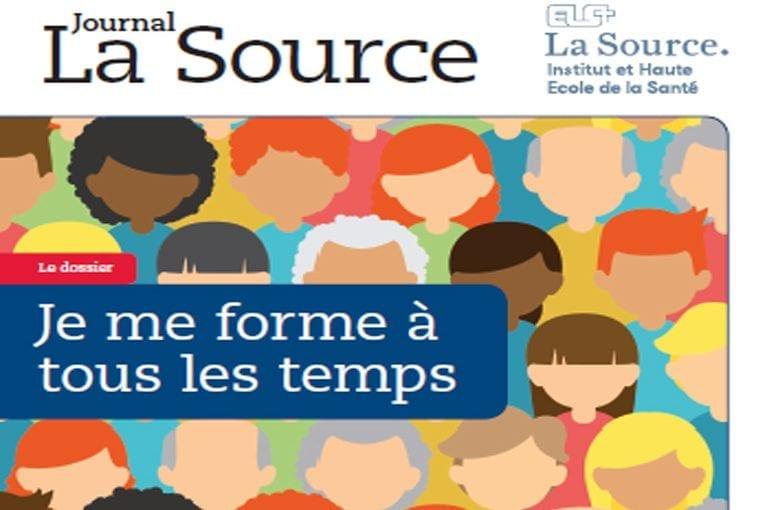 L'édition Hiver 2017 du Journal La Source est arrivé!