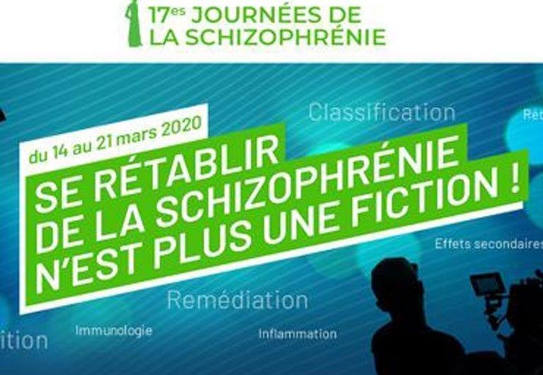 Conférence en ligne des Journées de la schizophrénie