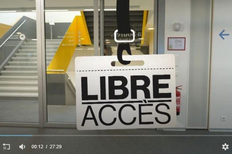 L'émission Libre Accès à La Source