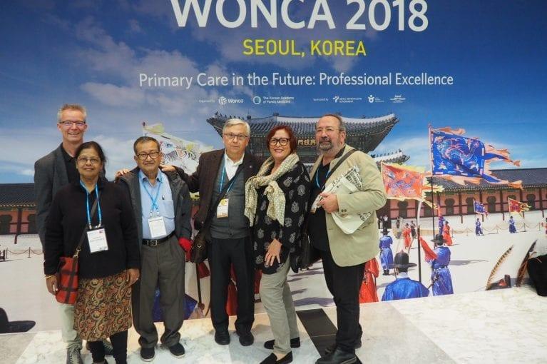 La Source présente à WONCA 2018