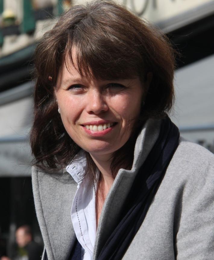 Bérénice Mathez Amiguet responsable du projet VitaLab-Vaud