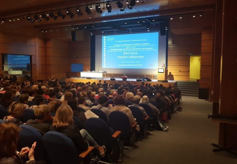«2ème Congrès intercantonal sur les enjeux du vieillissement en Suisse et à l'étranger»
