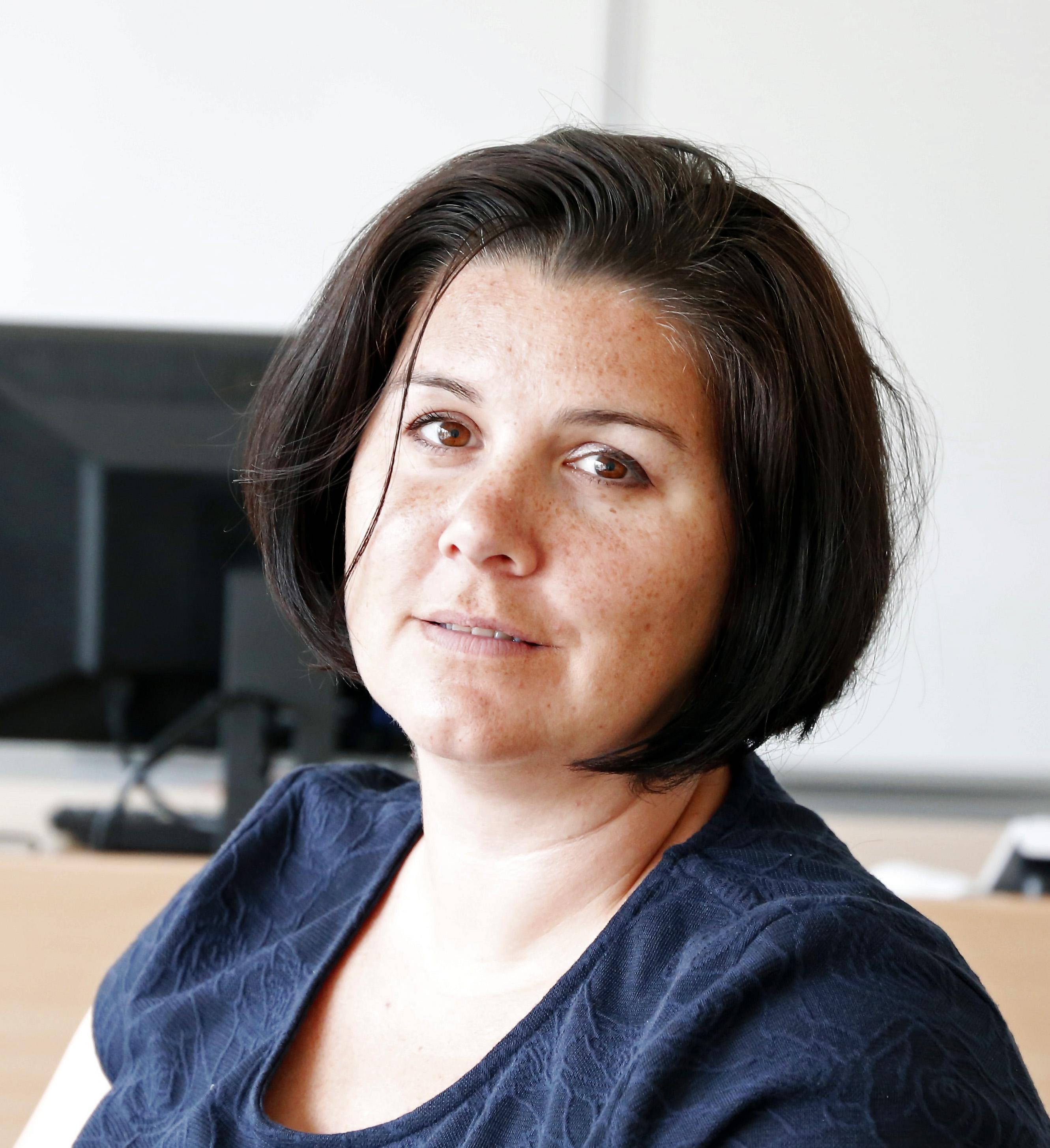 Christine Boivin responsable du module psychogériatrie