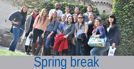 Spring break AI
